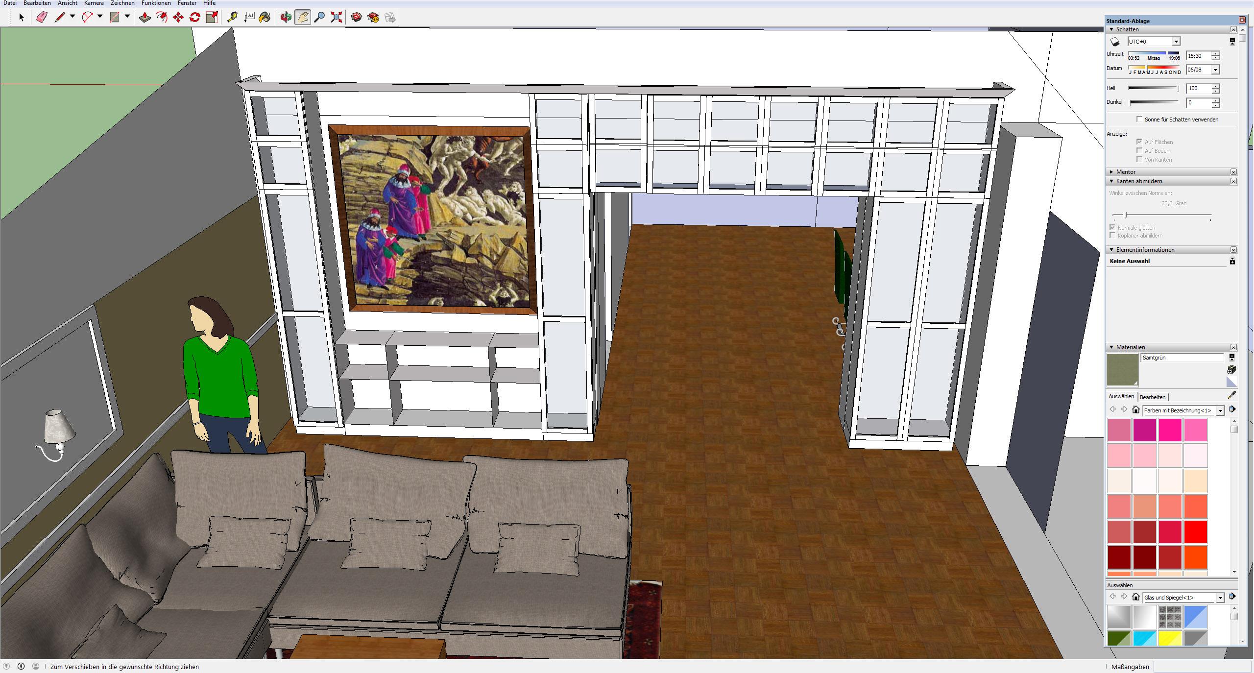 der plan the ikea billy project. Black Bedroom Furniture Sets. Home Design Ideas